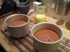 Sockerkaksbottnar och lime curd