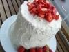 En riktigt smarrig tårta där lime curden gav en schysst tvist på det hela.