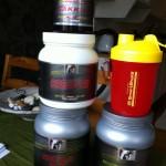 Går inte in på gymmet utan att ha laddat på med Body Science produkter från MMsports!!