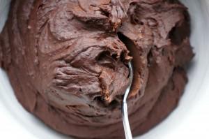 chokladpudding svarta bönor