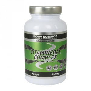 BodyScience_Vitamineral_Complex