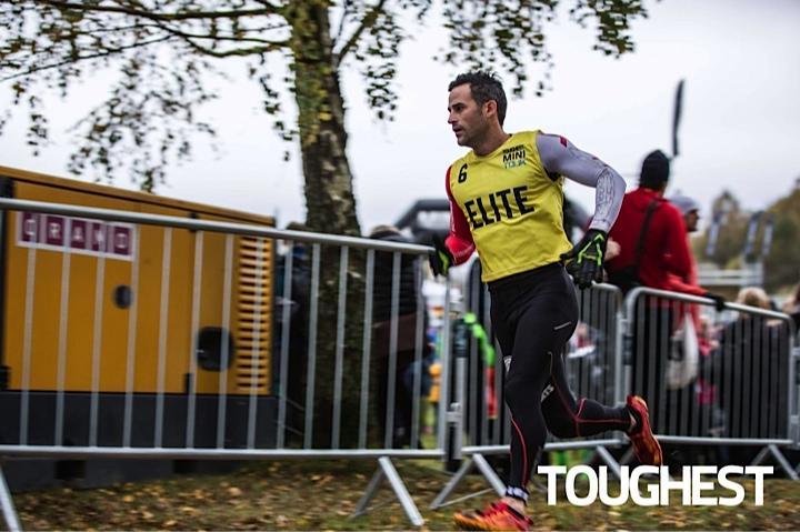 Camilo Lattof OCR & Ninja Warrior Atlet