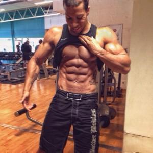 Robert Silva Roberto Xalino Team MMSports Men´s Physique 120kg Nuran Angel Gemalmaz