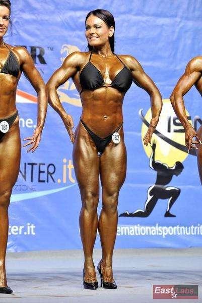 tävla i bodyfitness
